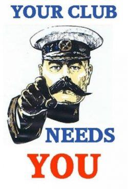 Beverley RUFC Needs You