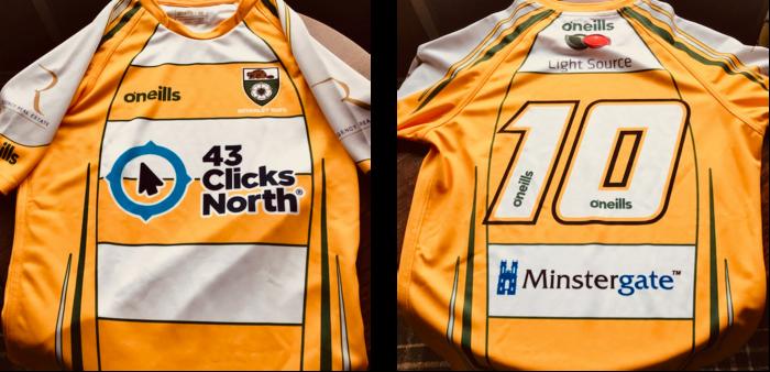 2021-22 Away Shirt