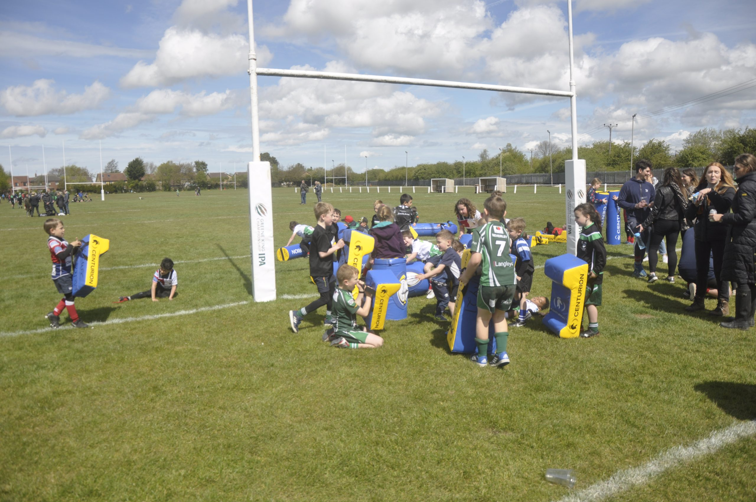 Mini and Junior Rugby