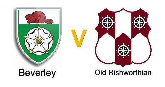 Beverley RUFC v Old Rishworthian